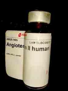 人血管紧张素 II  Angiotensin II human  A9525