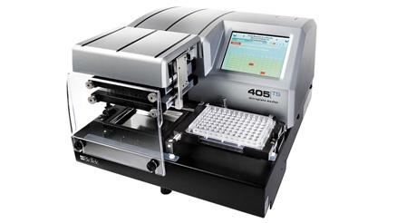 405 Touch 微孔板洗板机