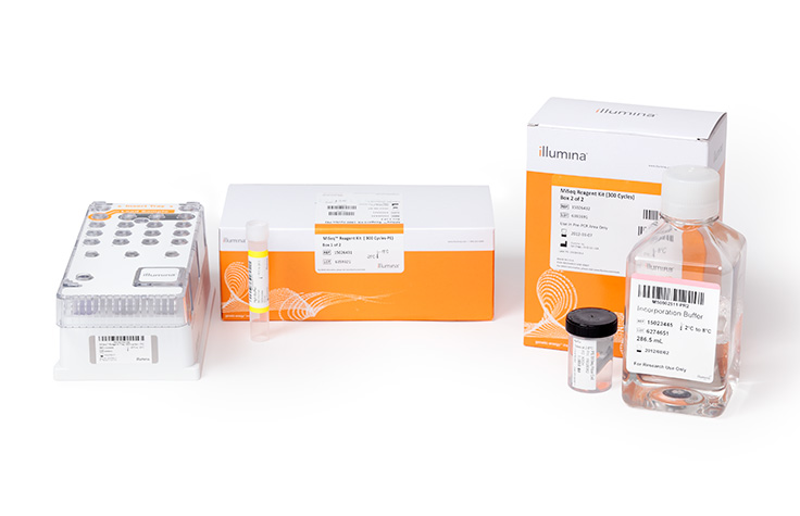 illumina  MiSeq Reagent Nano Kit