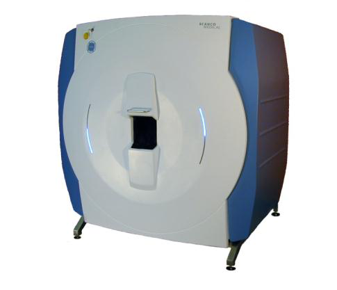 ScancoMicroCT高分辨纳米影像系统
