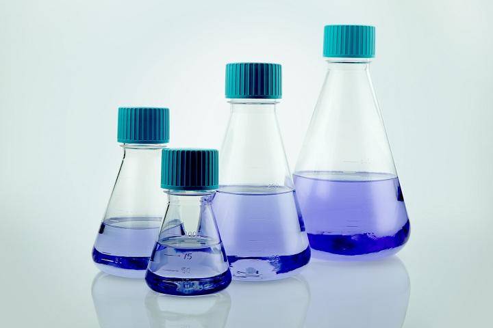 NEST 摇瓶/锥形培养瓶 125mL 透气盖 781011