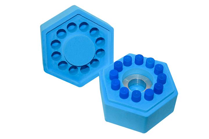 六角形程序降温盒