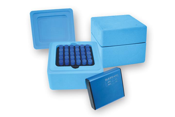 无冰冰盒,标配含冰芯和2ml模块