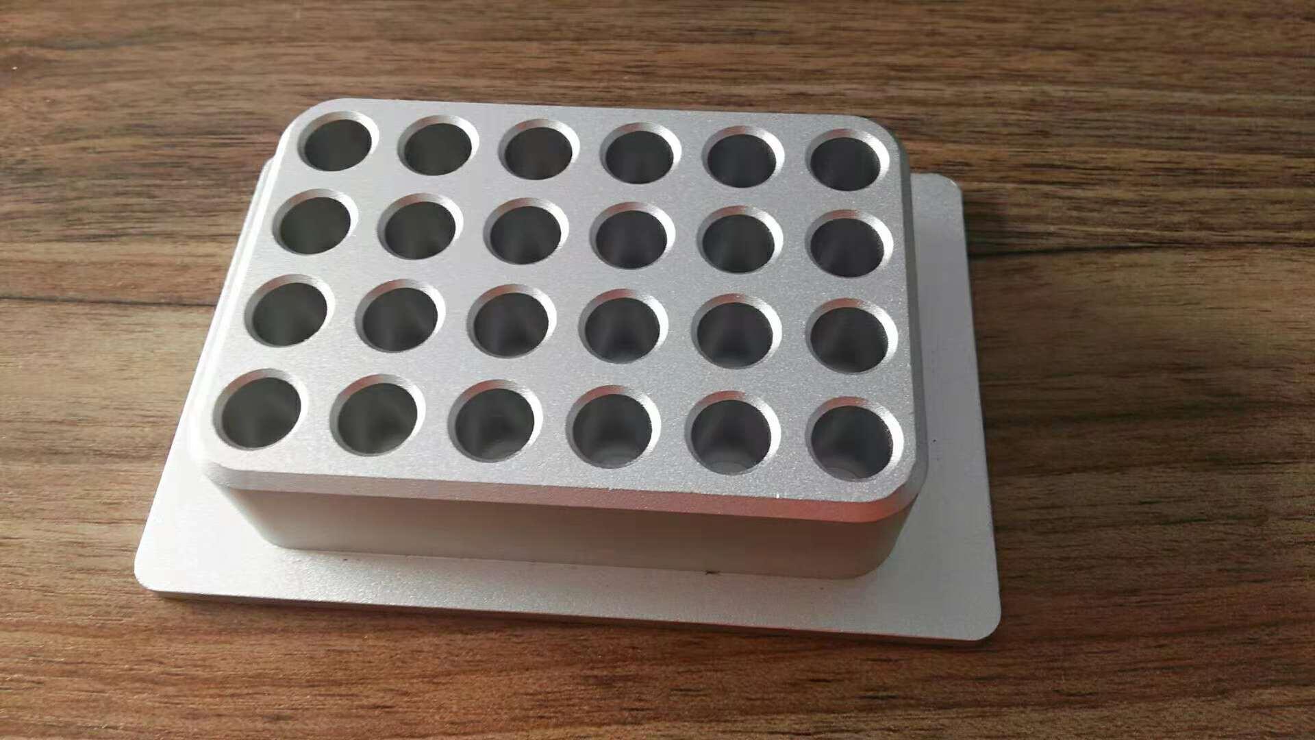手工实验耗材24孔PCR离心管架适合1.5ml和2ml 用于:趋化因子和生长因子 琼脂 胰酶中和液 蛋白胨 多聚赖氨酸 氨基酸混合物