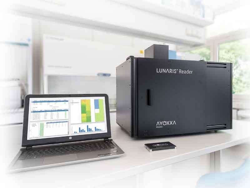 LUNARIS™阵列式多重蛋白成像分析系统