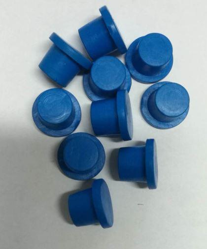 厌氧培养用丁基橡胶塞,铝封厌氧管厌氧瓶橡胶塞