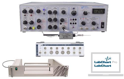 膜片钳记录系统