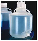 可高温高压操作的带放水口大瓶