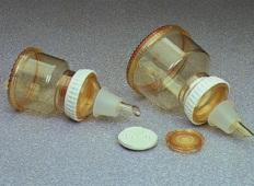 可重复用的瓶顶过滤器