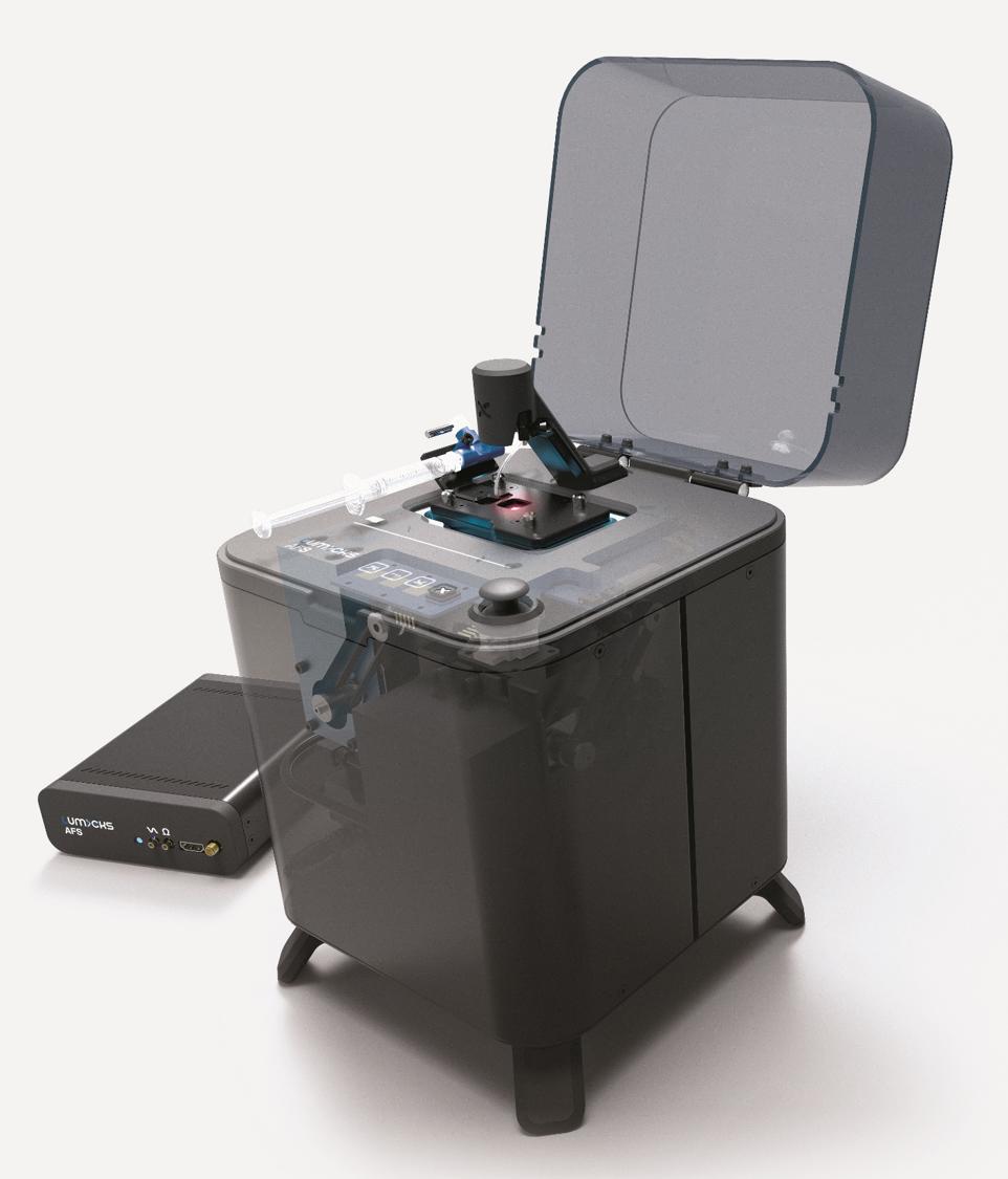 荷兰Lumicks AFS 高通量分子操控分析仪(声镊)