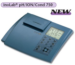 inoLab pH/ION/Cond 750实验室多参数计