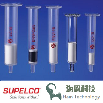 Supelco/色谱科 57051 固相萃取小柱  Supelclean LC-Si