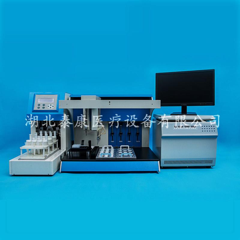 细胞分离制片染色一体机lcta
