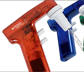 INTEGRA PIPETBOY acu 2 电动吸液器