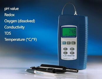 SensoDirect 150pH-EC-TDS-DO测定仪