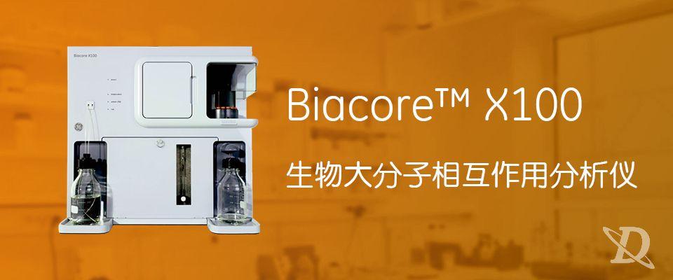 GE Biacore X100生物大分子分析仪