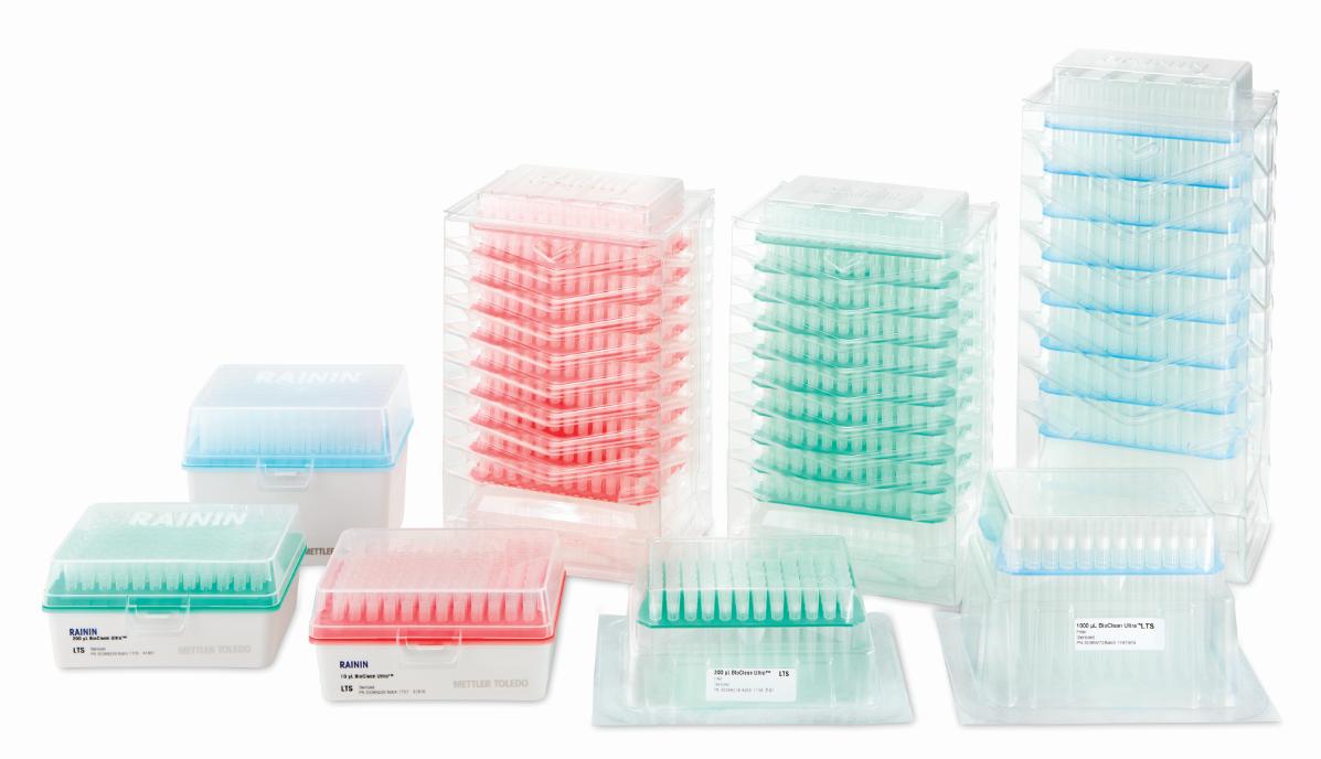 美国瑞宁BioClean Ultra移液器吸头免费试用