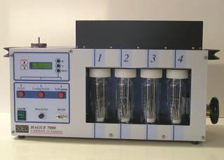 HAGUE7000碳14采样系统