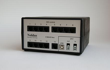 USB-IO box诺达思输入输出集成器
