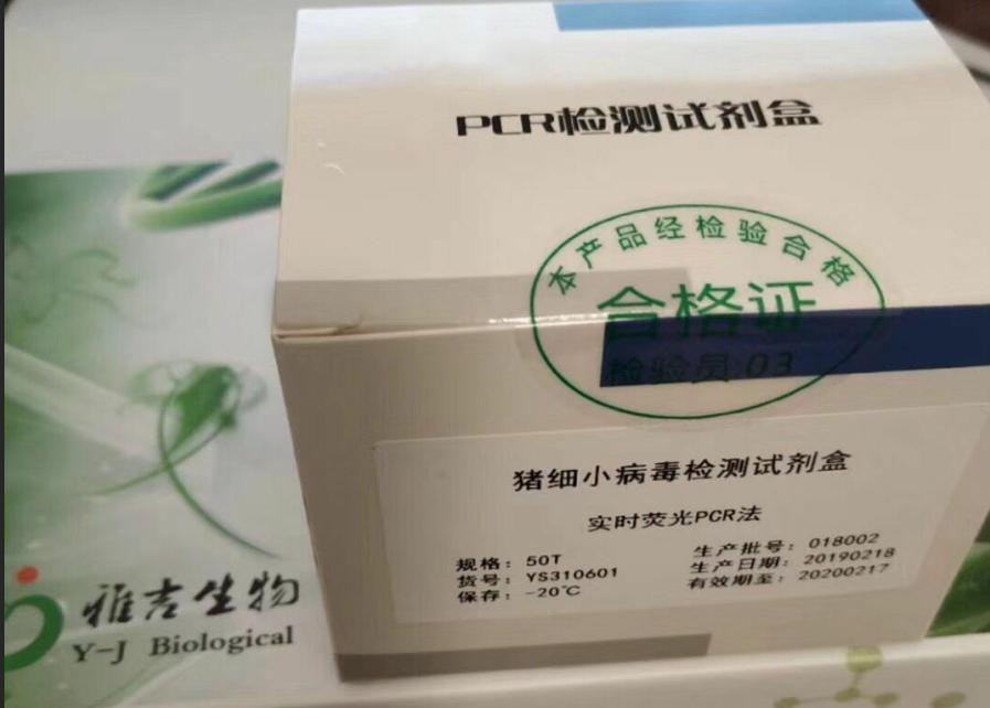 核桃源性成分检测PCR试剂盒