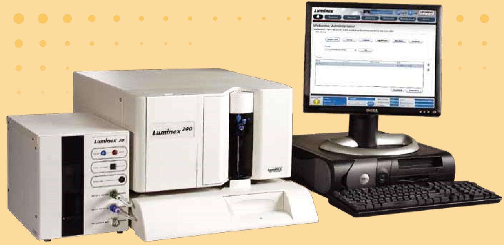 Luminex 200高通量液相悬浮芯片系统