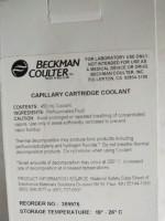 贝克曼Beckman毛细管冷冻剂