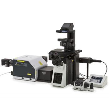 奥林巴斯 SpinSR10 转盘共聚焦超高分辨率显微镜