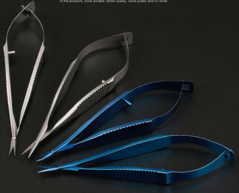 小鼠显微剪刀 械超尖细8.5cm维纳斯剪显微剪