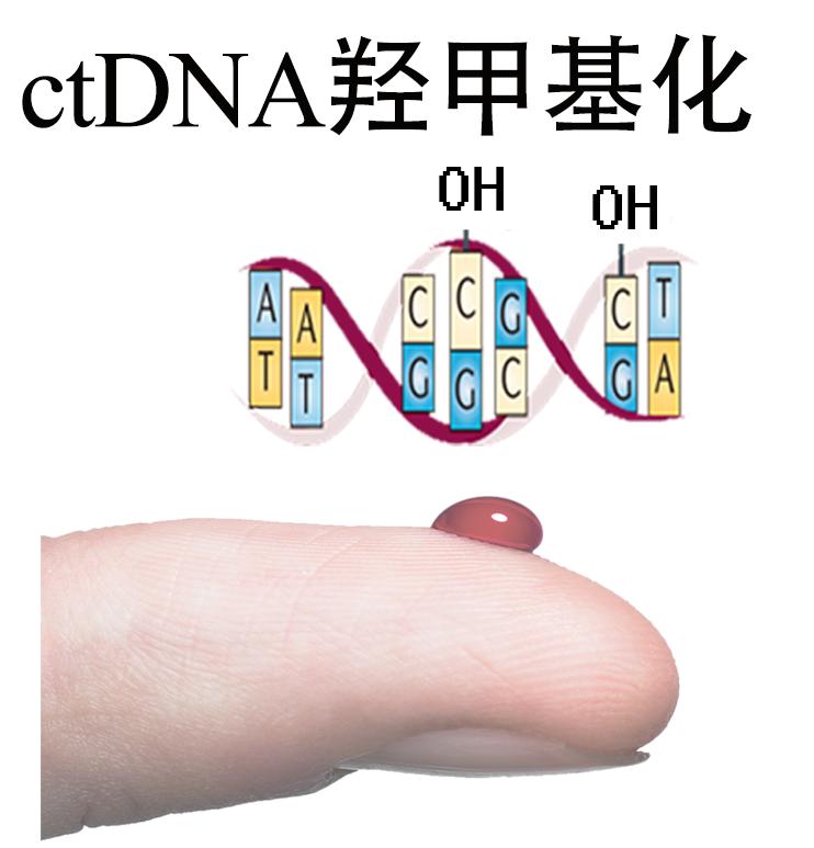 ctDNA羟甲基化测序