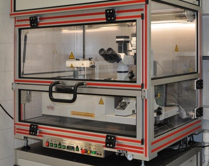 HT-NIC高通量的单细胞克隆筛选系统