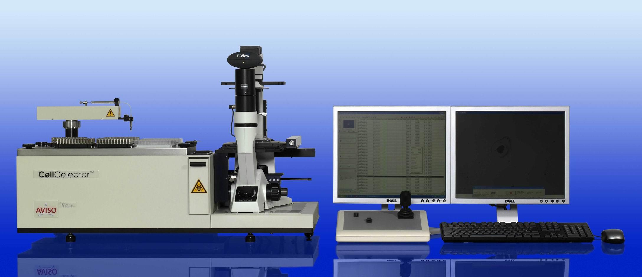 CellCelector全自动细胞捕获系统