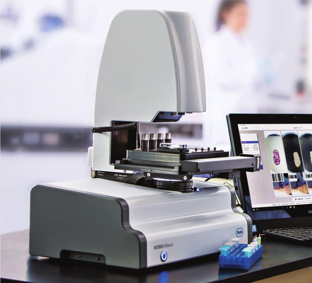 AVENIO Millisect System 全自动组织显微切割系统