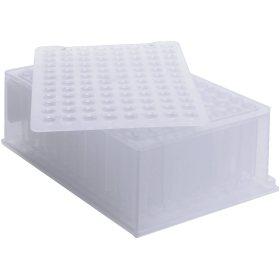 普迈Microliter-μLplate套装(500μL)聚丙烯微孔板&盖板