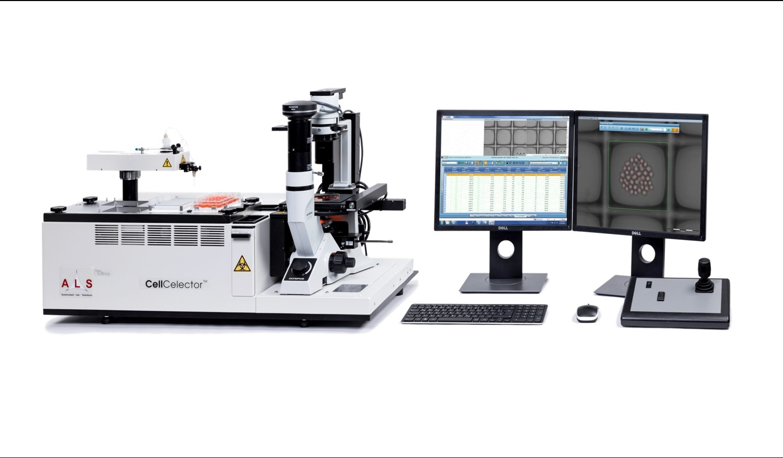 干细胞挑选克隆显微镜