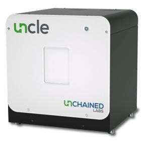 UNit & UNcle — 高通量多参数蛋白稳定性分析仪