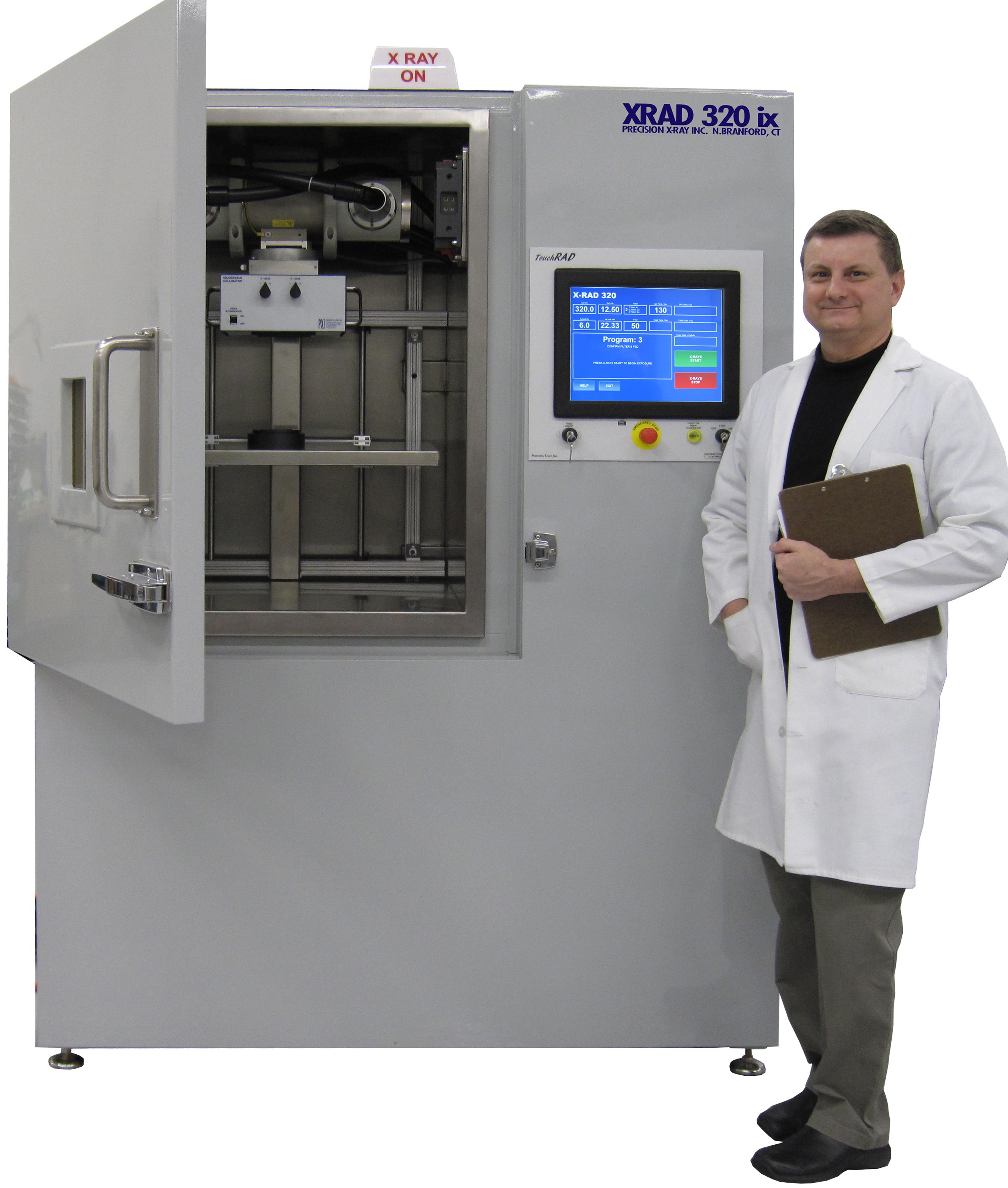 PXiX-RAD320生物学辐照仪