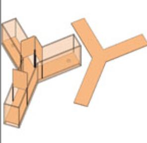大小鼠Y迷宫视频分析系统、Y迷宫实验视频分析系统、视频Y迷宫实验系统