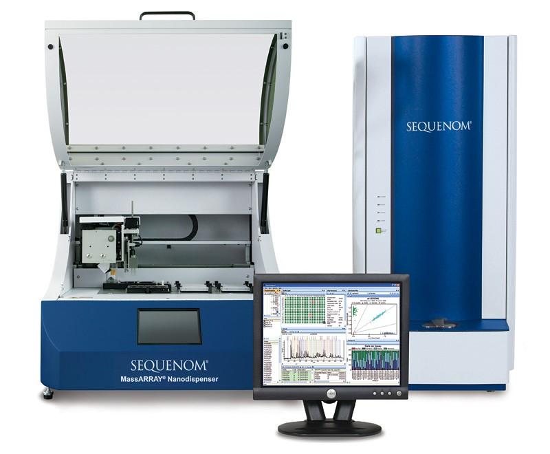 MassARRAY 核酸质谱分析系统