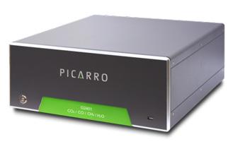 G2401高精度CO2 CH4 CO H2O气体浓度分析仪