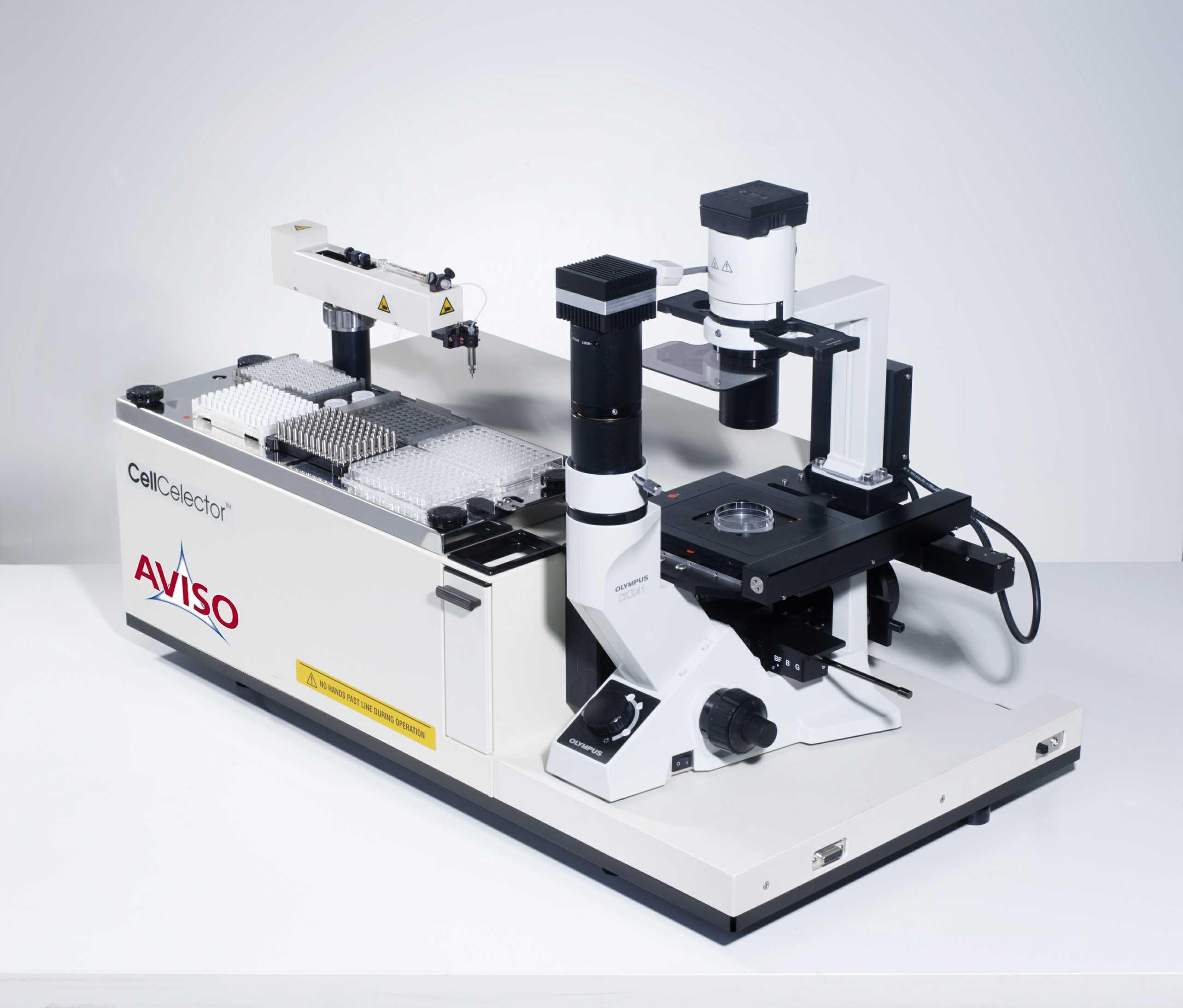 高通量浆细胞(单个B细胞)抗体筛选系统