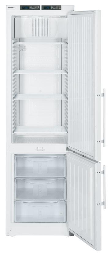 进口防爆冰箱冷冻冷藏组合柜LCexv 4010