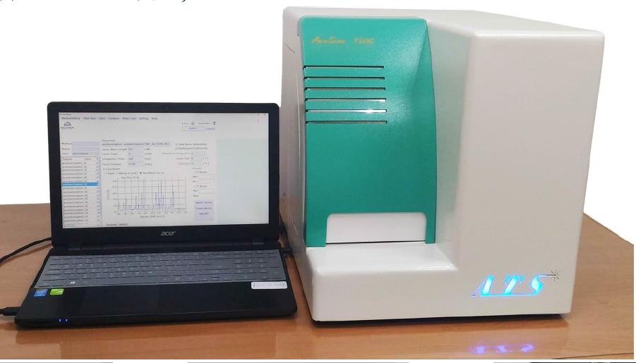 AcuScan 1500 全自动快速拉曼分析仪