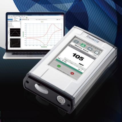 ECAS100 万用电化学分析仪