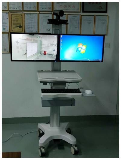 远程医疗推车、移动医疗系统、远程医疗解决方案