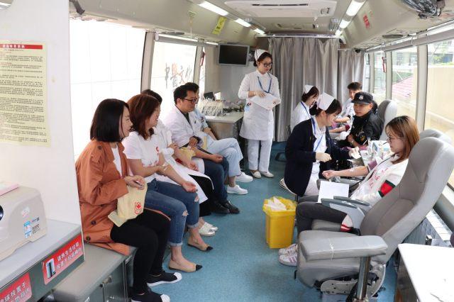 【为生命续航】高博医疗集团上海爱心献血活动圆满落幕