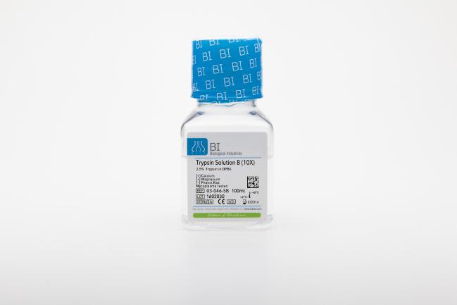 Trypsin Solution B (2.5%) (10X) 胰酶