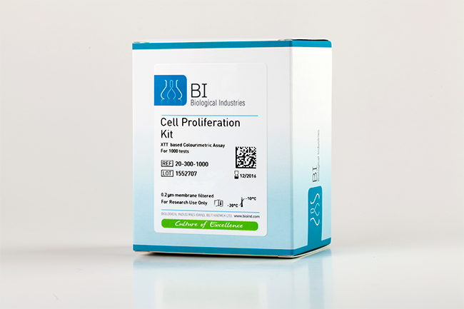 Cell Proliferation Kit (XTT based) 细胞活性检测试剂盒