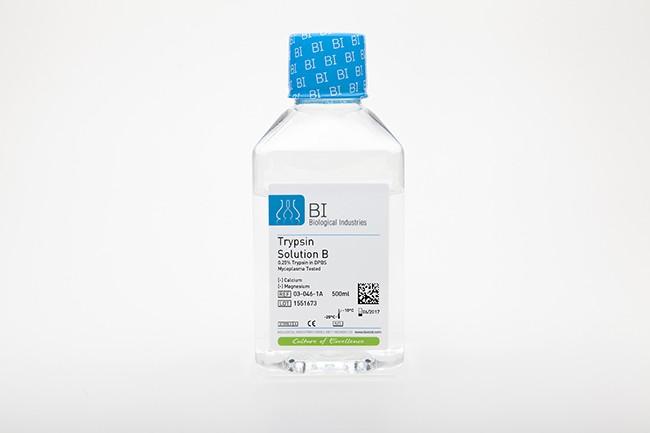 Trypsin Solution B 胰酶
