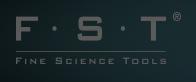 Fine science tools中国代理