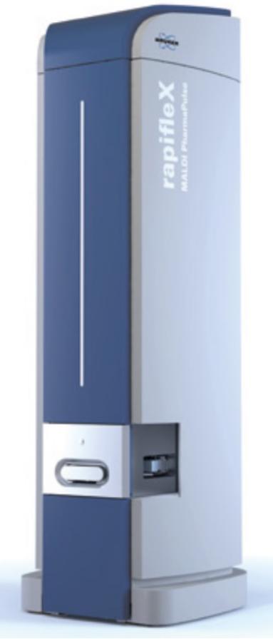 Bruker高速高分辨率质谱成像服务